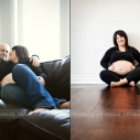 Maternité à la maison | lilifoto-maternity-at-home